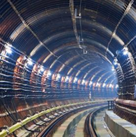 Subway and Tunnel