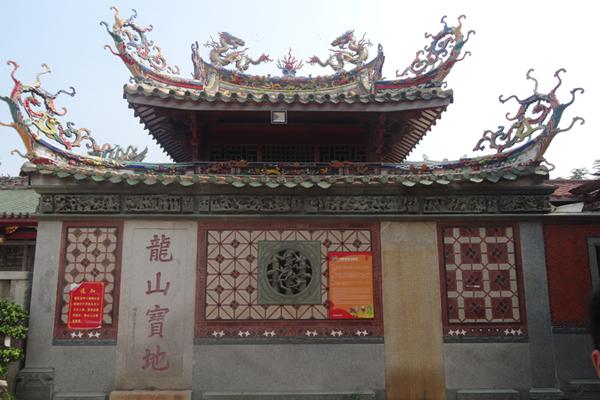 古建筑-泉州安海·龙山寺项目