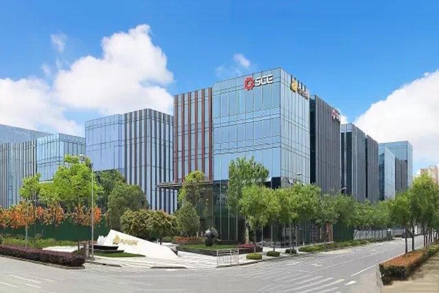 Shanghai Zhongjun - Zhongjun Square Bim Project