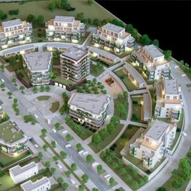 城市规划领域